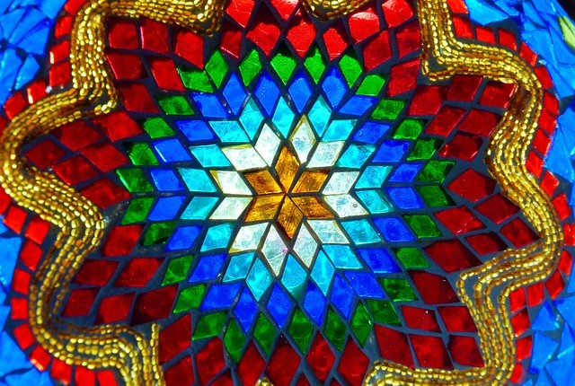 Piastrella mosaico economici produttori e fornitori commercio